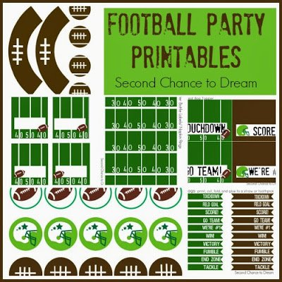 Football+Party+Printables1 {Printables}