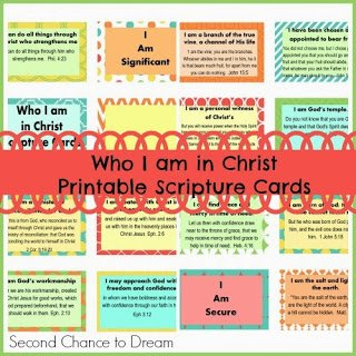 Who+I+am+in+Christ+Scripture+Cards