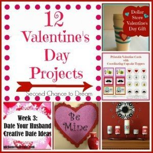 12  Valentines Projects