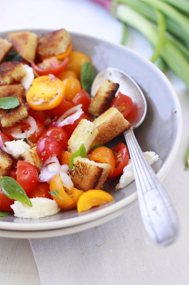 Salade Caprese SALADE CAPRESE
