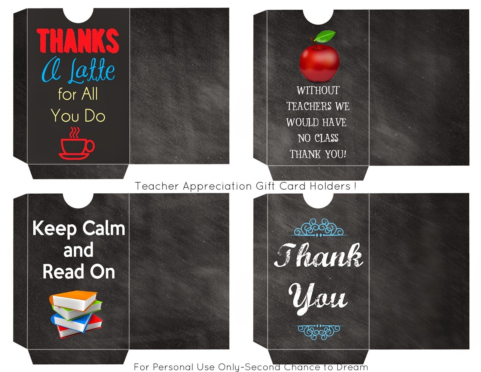 Teacher+Appreciation+Gift+Card+Holders+copy1 Free Teacher Appreciation Gift Card Holders