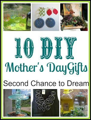 10+DiY+Mothers+Day+Gifts {Featured On}