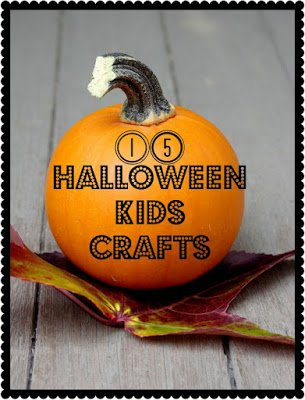 15+Halloween+Crafts {Featured On}