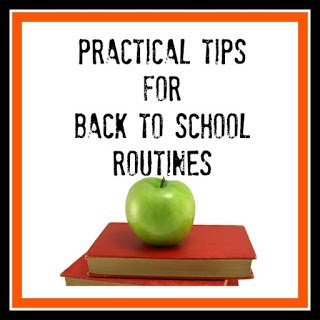 Back+to+school+Routines {Featured On}