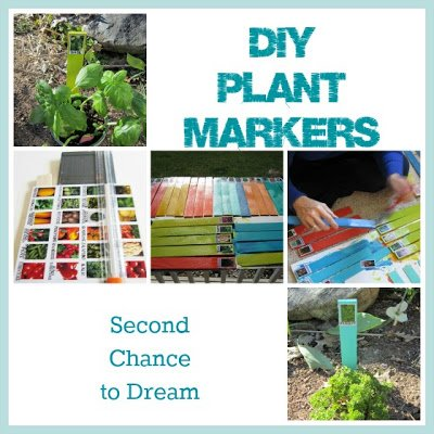 DIY+Plant+Markers {Tutorials}