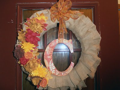Finished+Wreath {Featured On}