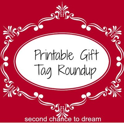 Printable+Gift+Tag+Roundup {Featured On}