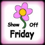 Show Off Friday Button 150x15011 {Featured On}