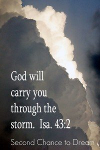Through the Storm…