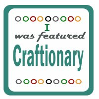 featured+craftionary {Featured On}