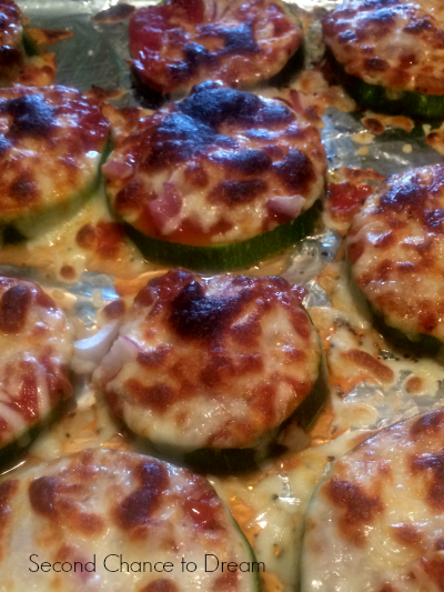 Second Chance to Dream: Broil zucchini