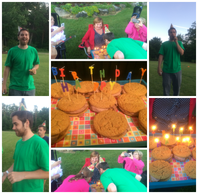 Drews Birthday Collage