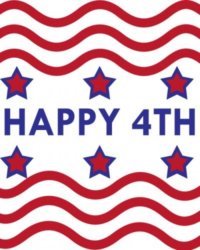 Second Chance to Dream: Happy 4th Free Printable