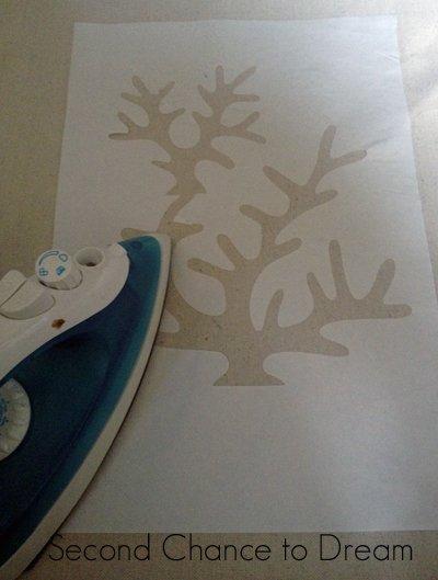 freezer tape stencil