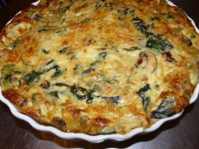Second Chance to Dream: Swiss chard recipes