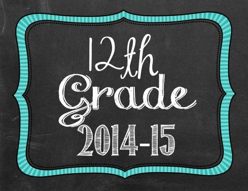 12h grade blue 500x386 Back to School Photo Printables