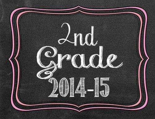 2nd grade pink
