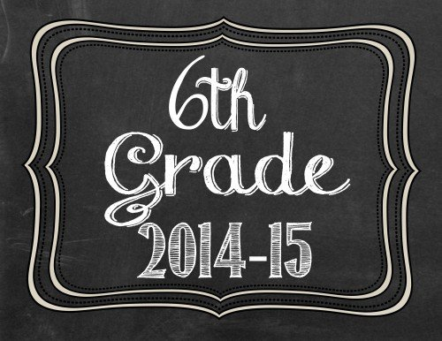 6th grade dbl grey