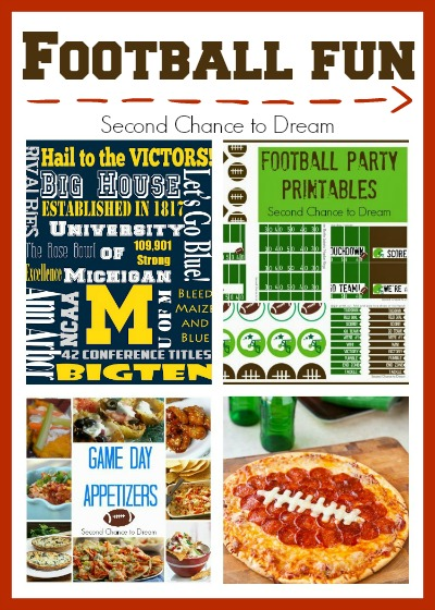 Second Chance to Dream: Football Fun #footballfun