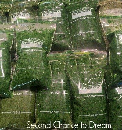 kale bagged