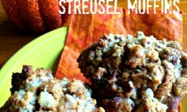 Second Chance to Dream: Busy Mom's Pumpkin Spice Streusel Muffins