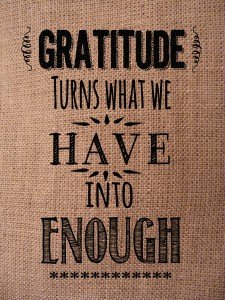 Second Chance to Dream: Gratitude Printable