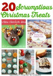 20 Scrumptious Christmas Treats