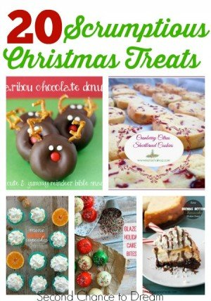 Second Chance to Dream: 20 Scrumptious Christmas Treats