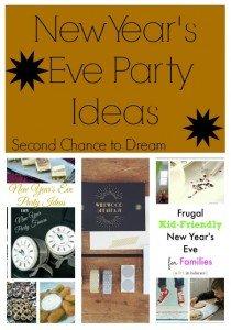 New Year's Eve Ideas