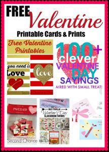 Free Valentine Cards & Prints