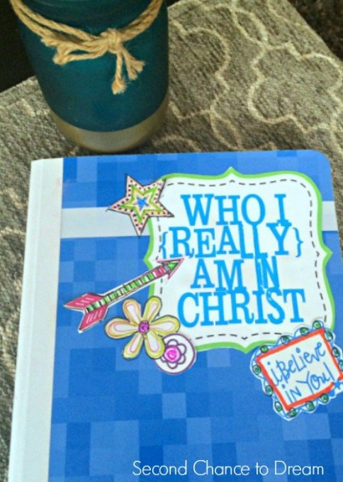 Second Chance to Dream: Who I am in Christ Journal Printables