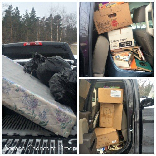 Second Chance to Dream: Trip to Goodwill