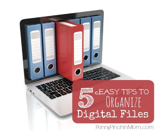 In this digital age, it can be tough to keep your files organized.  From photos to emails to documents - it can be overwhelming!  Follow these FIVE MUST KNOW tips to quickly an easily organize your files (so you can actually find that photo when you need to).