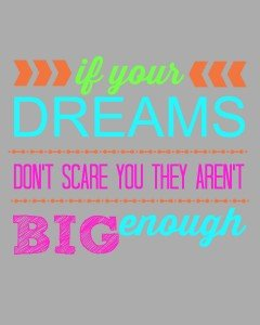 Do your dreams scare you?