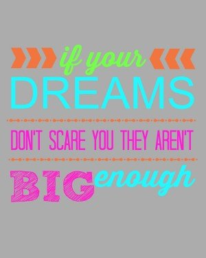 Second Chance to Dream: Are your dreams scary?