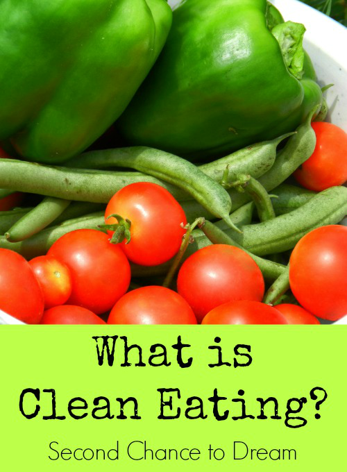 Second Chance to Dream: What is Clean Eating?