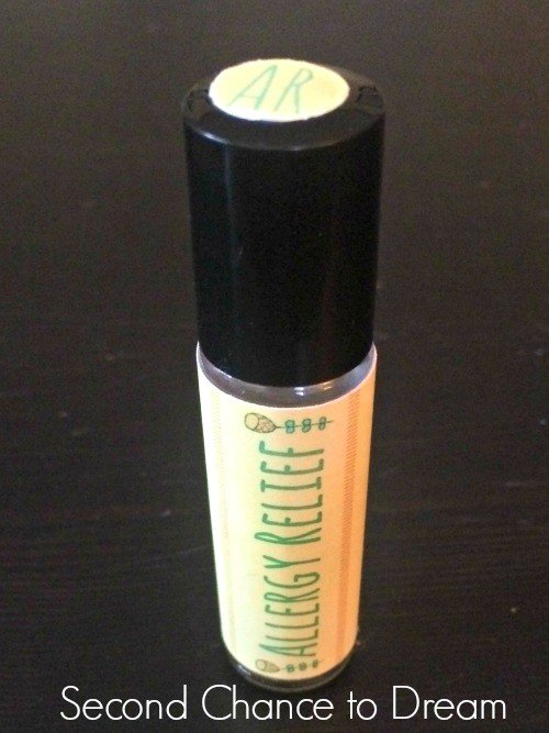 Second Chance to Dream: Allergy Relief rollerball