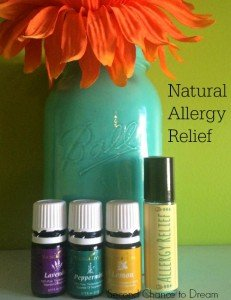DIY Natural Allergy Relief