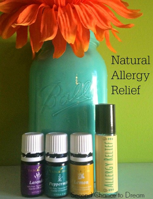 Second Chance to Dream: Natual Allergy Relief