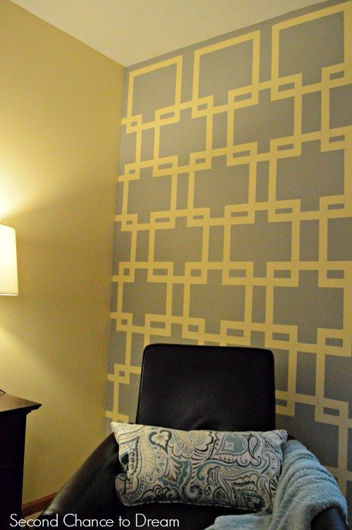 Second Chance to Dream; Trendy Wall Designs with Frog Tape