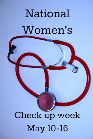 Second Chance to Dream: National Women's Check up Week