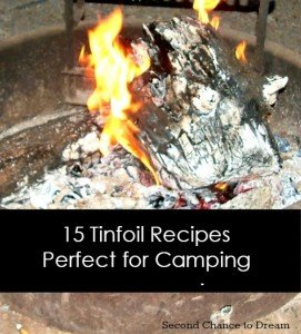 15 Tinfoil Recipes Perfect for Camping