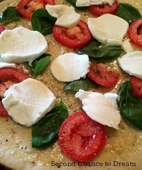 Second Chance to Dream: Caprese