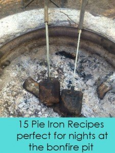 15 Pie Iron Recipes Perfect for Nights at the Bonfire Pit