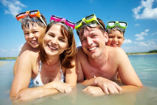 Second Chance to Dream: How to have a successful family vacation this summer #techgadgets