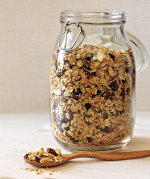 Easy Toss-and-Bake Granola
