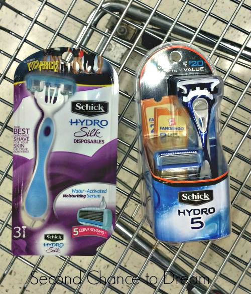 Schick Razors: Back to Campus