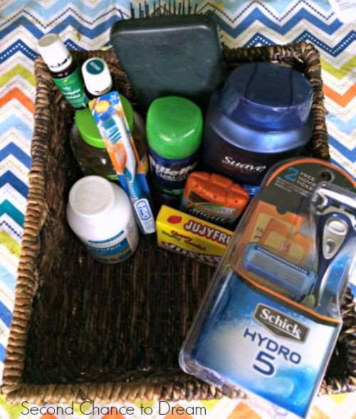 Second Chance to Dream: College Care Package