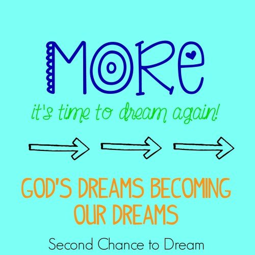 Second Chance to Dream: More it's time to dream again