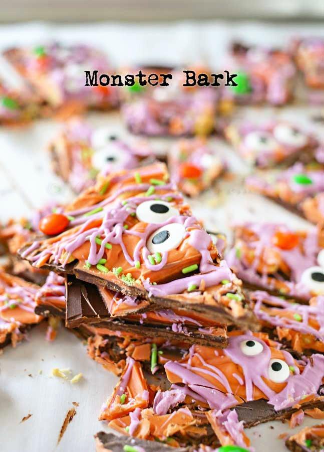 Monster Bark